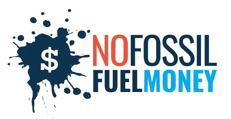 No Fossil Fuel Money Distinction